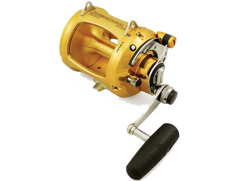 Penn International V Two Speed Reel